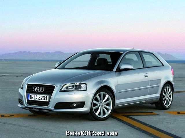 Audi A3 (facelift) 2.0 TFSI (200Hp) (Автомат)