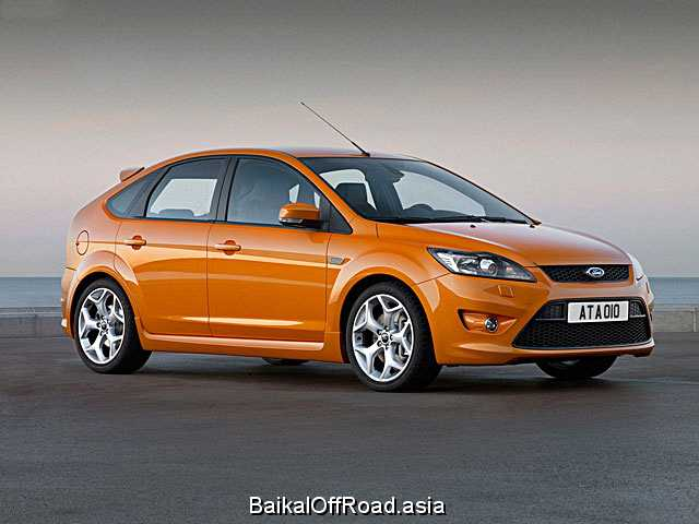 Ford Focus Hatchback 2.0 TDCi (136Hp) (Механика)