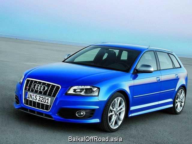 Audi S3 Sportback (facelift) 2.0 TFSI quattro (256Hp) (Автомат)