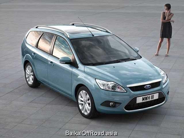 Ford Focus (facelift) 2.0 (145Hp) (Механика)
