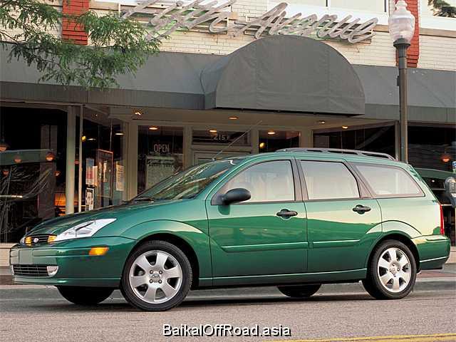 Ford Focus Wagon 2.0 i 16V SE (131Hp) (Автомат)