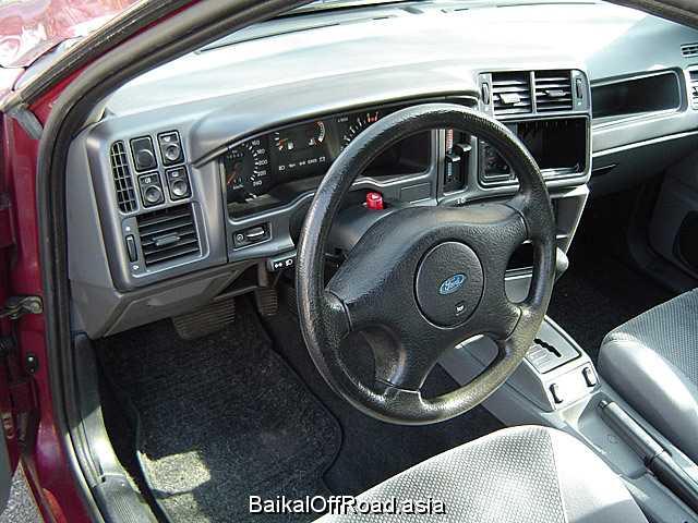 Ford Sierra 2.3 D (67Hp) (Механика)