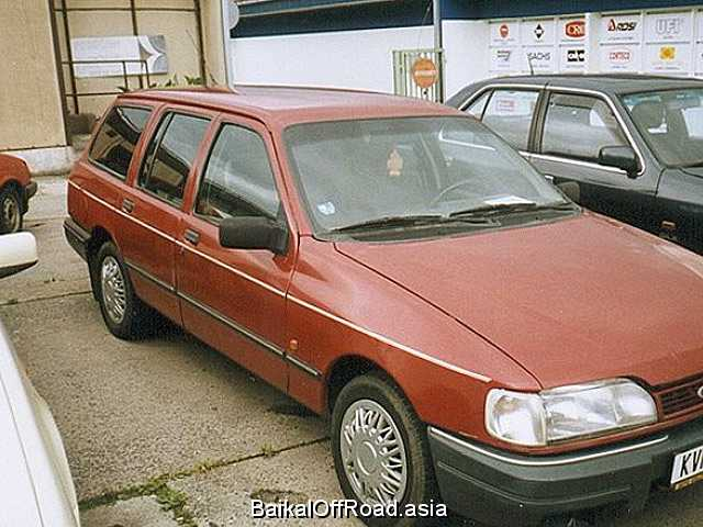 Ford Sierra Turnier 2.8 4x4 (150Hp) (Механика)