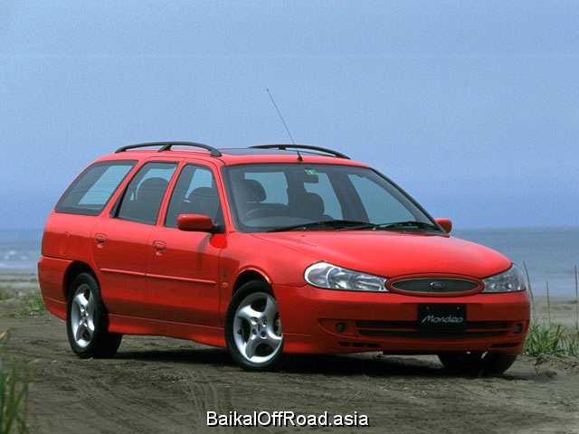 Ford Mondeo Turnier 2.0i (130Hp) (Автомат)