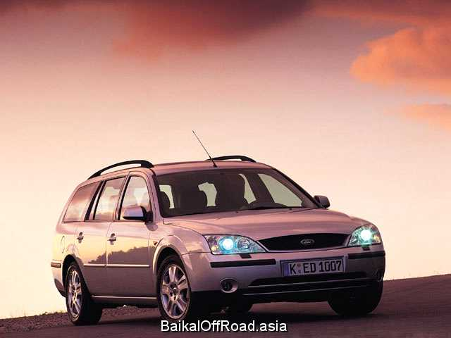 Ford Mondeo Turnier 3.0 V6 24V ST220 (223Hp) (Механика)