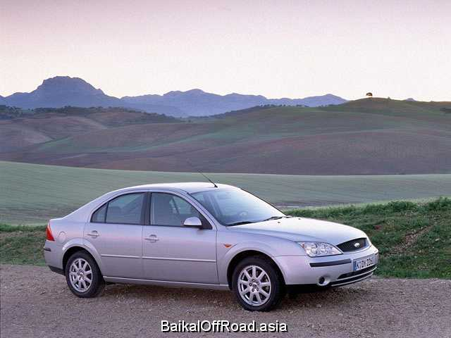 Ford Mondeo 2.5 (170Hp) (Механика)