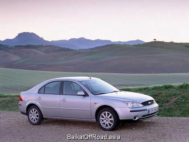 Ford Mondeo Hatchback 1.8 16V (110Hp) (Механика)
