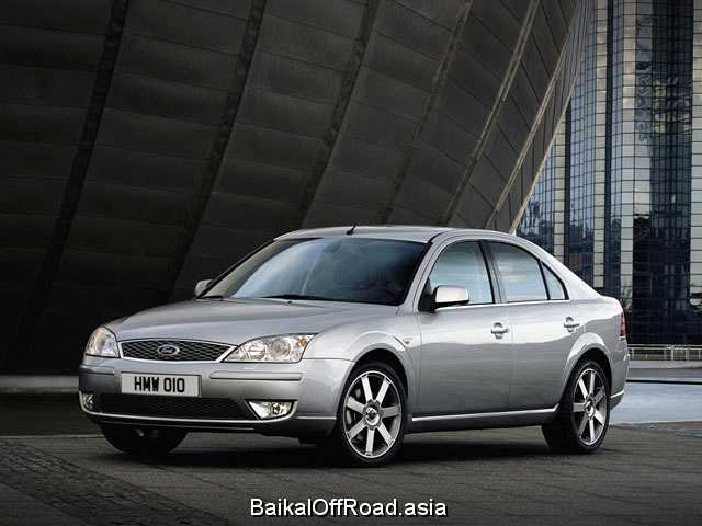 Ford Mondeo Hatchback 2.0 DI (90Hp) (Механика)