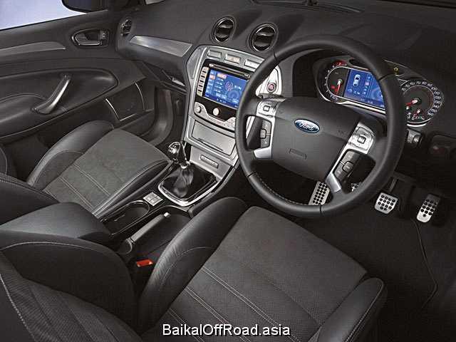 Ford Mondeo 2.5 i 20V (220Hp) (Механика)