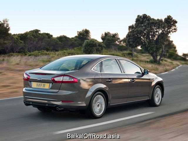 Ford Mondeo (facelift) 2.0 (145Hp) (Механика)