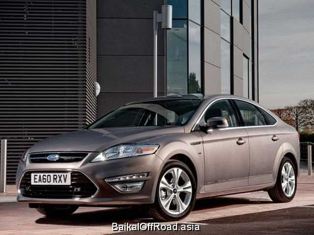 Ford Mondeo Hatchback (facelift) 2.0 (200Hp) (Автомат)
