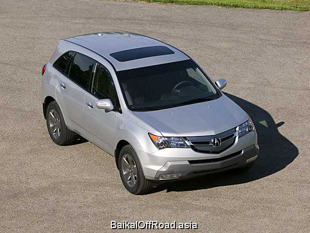 Acura MDX (facelift) 3.7 (300Hp) (Автомат)