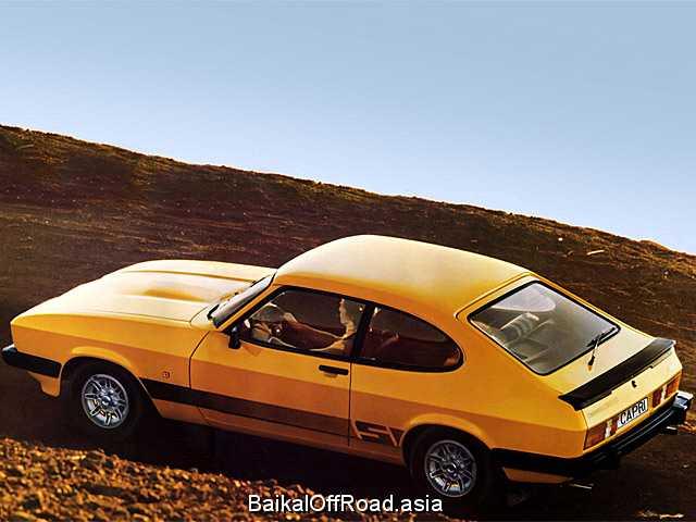 Ford Capri 3.0 (138Hp) (Механика)
