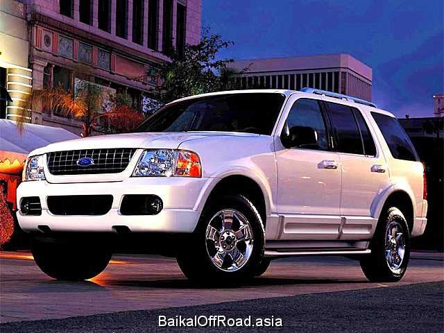 Ford Explorer 4.6 V8 (240Hp) (Автомат)