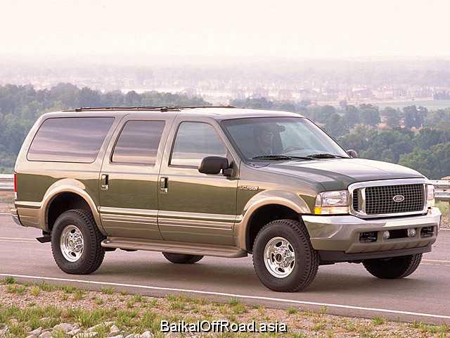 Ford Excursion 6.0 TD V8 (325Hp) (Автомат)