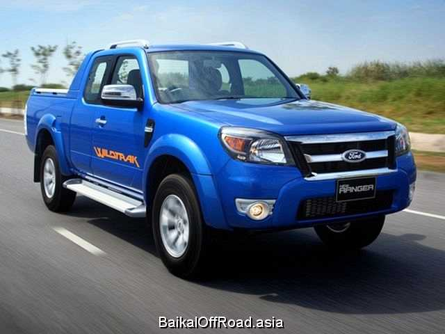 Ford Ranger Single Cab (facelift) 2.5 (143Hp) (Механика)