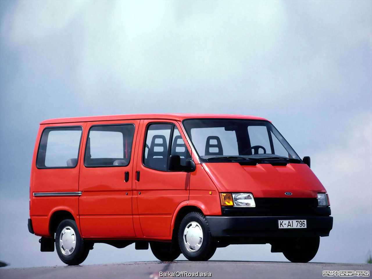 Ford Transit 2.9 (150Hp) (Механика)