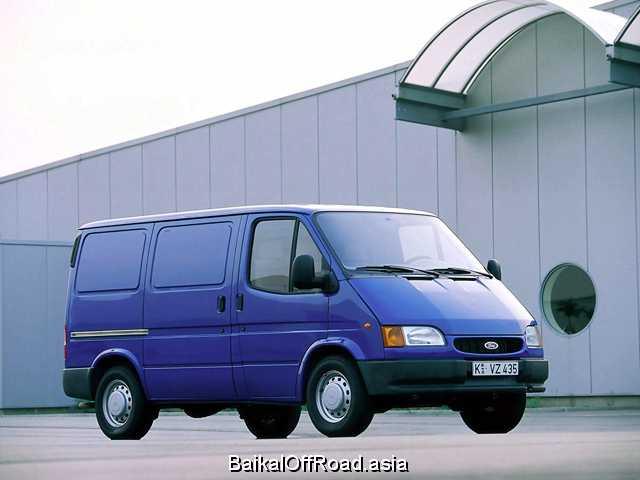 Ford Transit 2.0 (145Hp) (Механика)