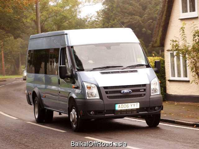 Ford Transit 2.4 TDCi 4WD (140Hp) (Механика)