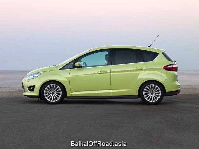 Ford Grand C-MAX 1.6 (125Hp) (Механика)