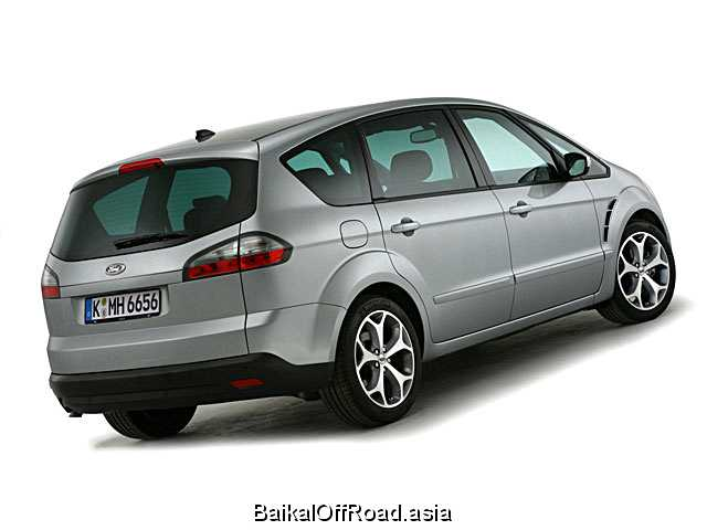 Ford S-MAX 2.2 D (175Hp) (Механика)
