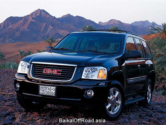 GMC Envoy 5.3 i V8 Denali XL 4WD (304Hp) (Автомат)