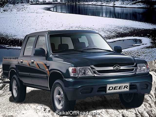 Great Wall Deer G5 2.2 i (105Hp) (Механика)