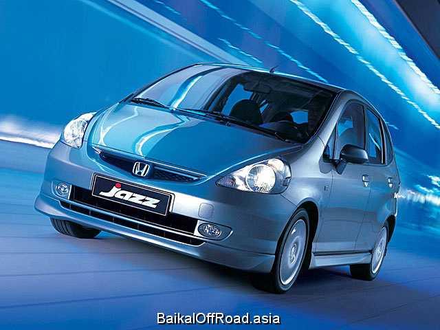Honda Jazz 1.3 (100Hp) (Механика)