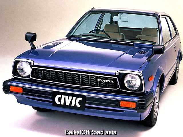 Honda Civic Hatchback 1.2 (54Hp) (Механика)