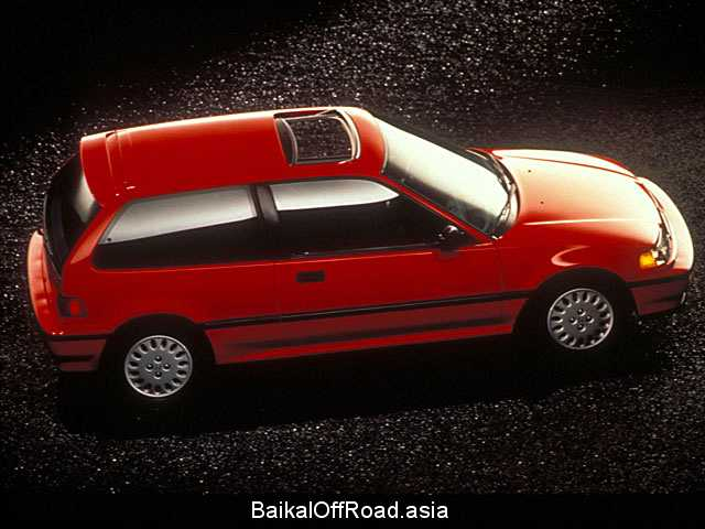 Honda Civic 1.4 (90Hp) (Механика)