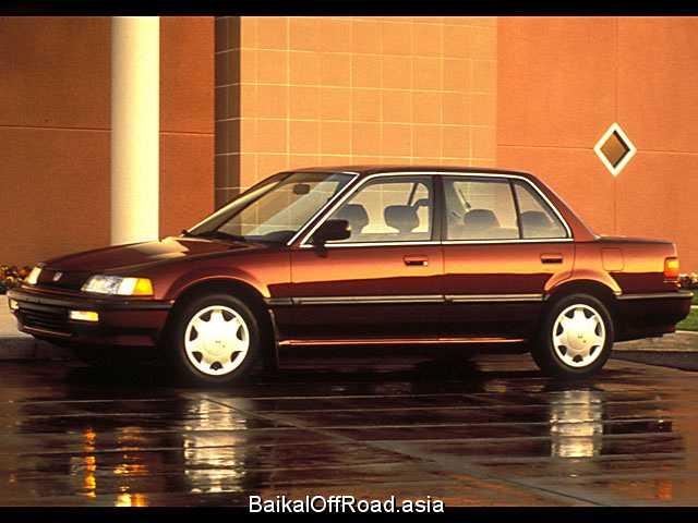 Honda Civic 1.4 (90Hp) (Автомат)