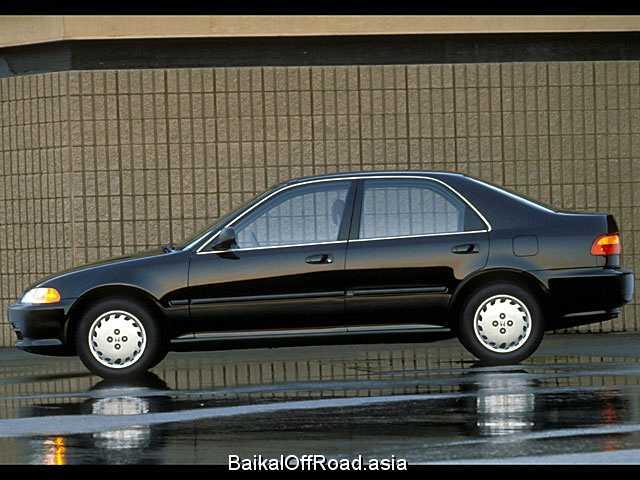 Honda Civic 1.6 16V Vtec (125Hp) (Механика)