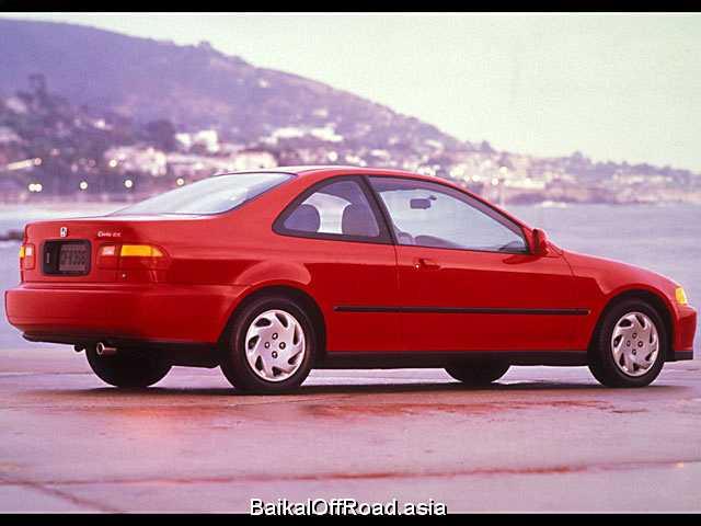 Honda Civic Coupe 1.6 ESi (125Hp) (Механика)