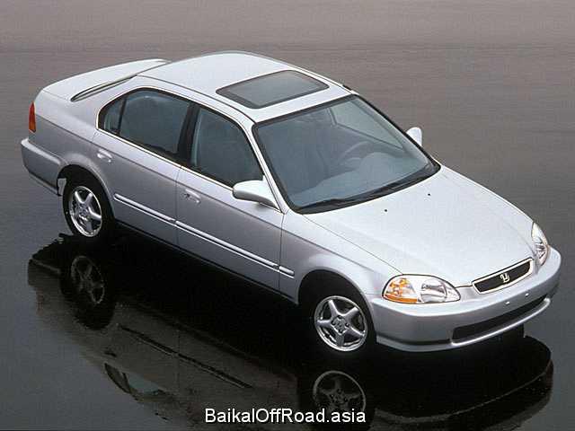 Honda Civic 1.5 i (114Hp) (Механика)