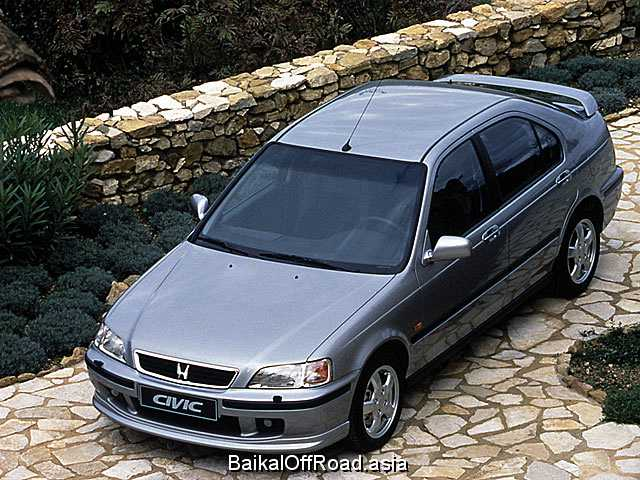 Honda Civic Fastback 1.6 16V (116Hp) (Вариатор)