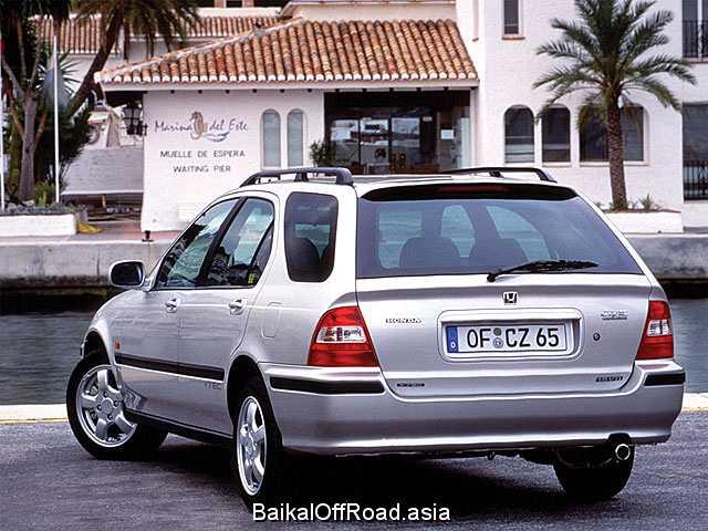 Honda Civic Coupe 1.7 i (120Hp) (Механика)