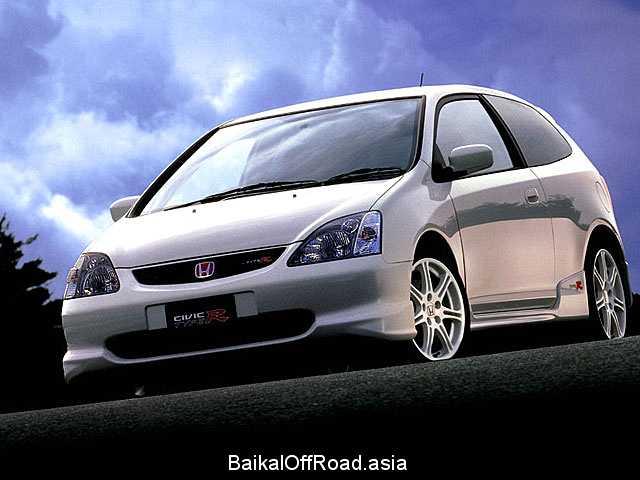 Honda Civic Type-R 2.0 (215Hp) (Механика)