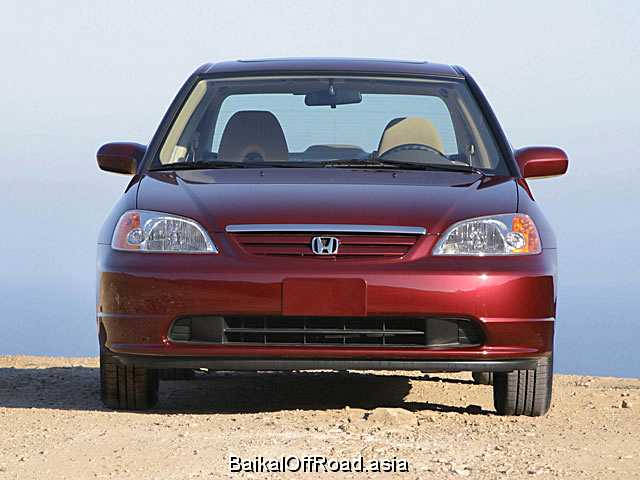 Honda Civic 1.7 (127Hp) (Механика)