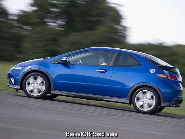 Honda Civic Fastback 2.2 D (140Hp) (Механика)