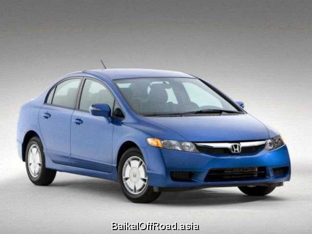 Honda Civic (facelift) 1.8 (140Hp) (Механика)