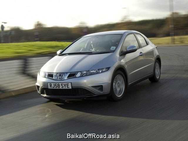 Honda Civic (facelift) 1.8 (140Hp) (Автомат)