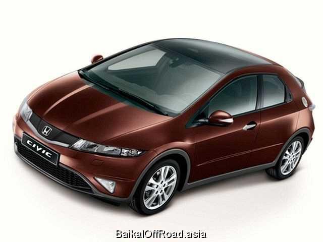 Honda Quintet 1.6 EX (80Hp) (Механика)