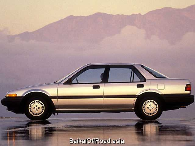 Honda Accord Hatchback 1.6 EX (88Hp) (Механика)