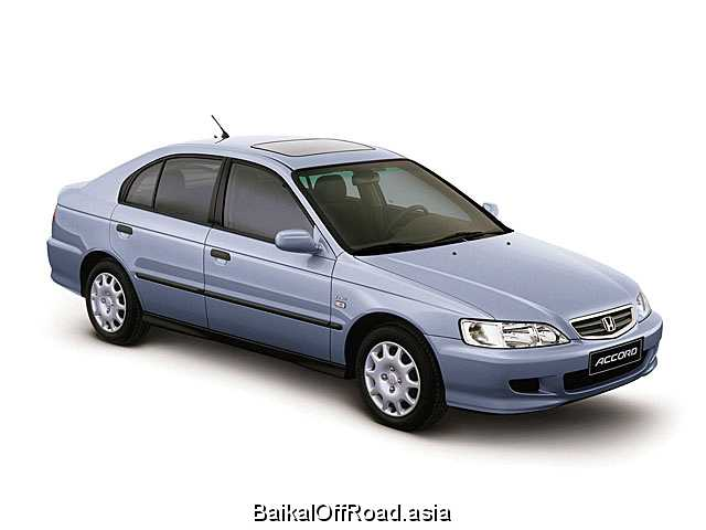 Honda Accord Hatchback 1.8 i (136Hp) (Автомат)