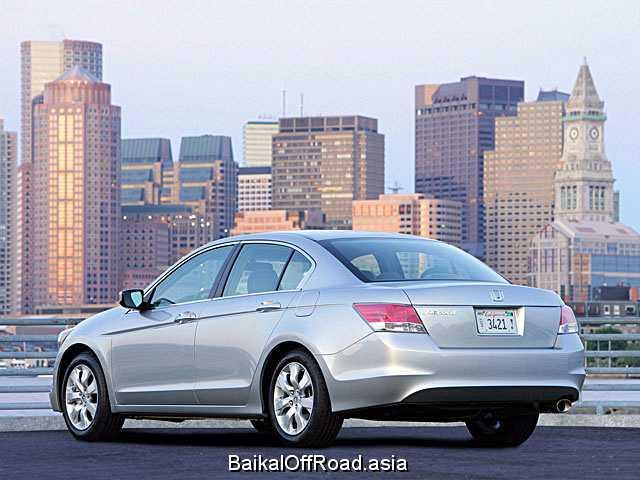 Honda Accord Sedan 2.4 (190Hp) (Механика)
