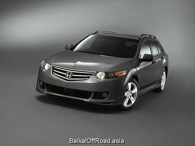 Honda Accord Tourer 2.2 TD (150Hp) (Механика)