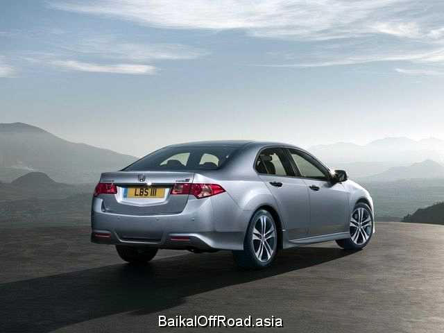 Honda Accord (facelift) 2.0 (156Hp) (Автомат)