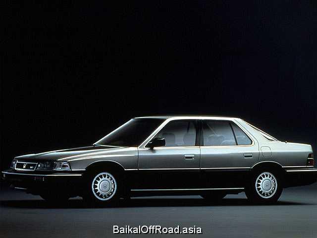 Honda Legend Coupe 2.7 i 24V (169Hp) (Механика)