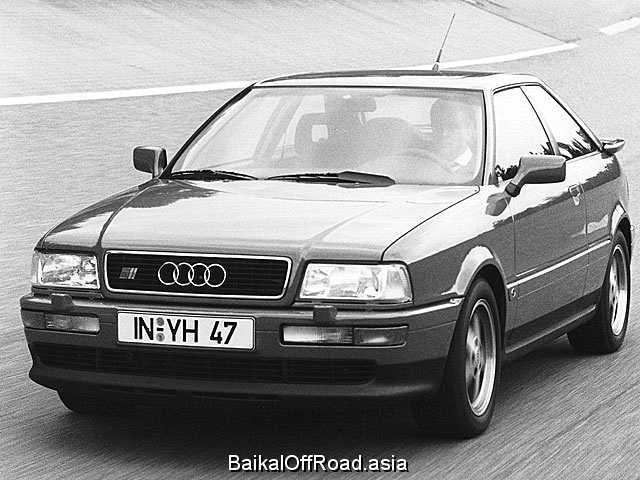 Audi S2 Coupe 2.2 i 20V Turbo 4WD (230Hp) (Механика)