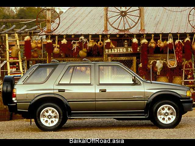 Honda Passport 3.2 i V6 24V (177Hp) (Автомат)